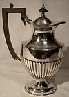 Late 19thC Fine Mappin & Webb SP COFFEE POT
